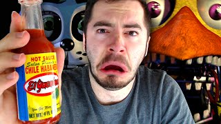 EXTREMELY SPICY HOT SAUCE SLITHER.IO CHALLENGE
