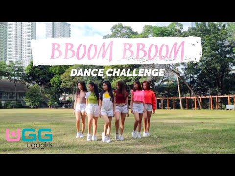BBoom BBoom - Momoland Dance Challenge (U GO GIRLS)