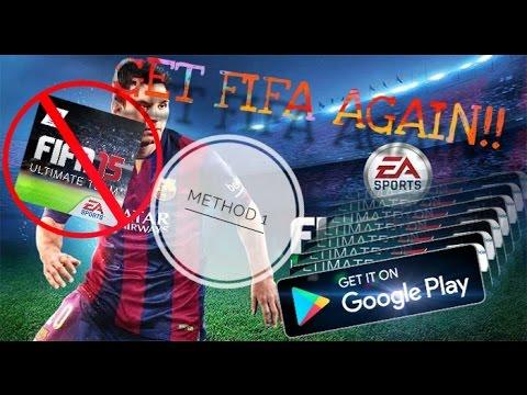 descargar fifa 15 ultimate team android