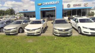 Take a tour of TEAM Chevrolet Buick GMC Cadillac In Wintersville, OH