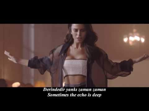 Simge- Yankı (Echo) - English Subtitle/Turkish Lyrics