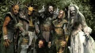 Lordi - Girls go Chopping with Lyrics