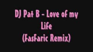 DJ Pat B - Love of my Live (RMX)