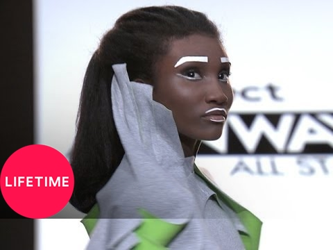 Project Runway All Stars: Challenge Winner Interview: Episode 2 (S3, E2) | Lifetime