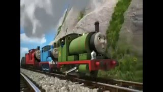 Thomas and Friends - Strength (CGI Remake)