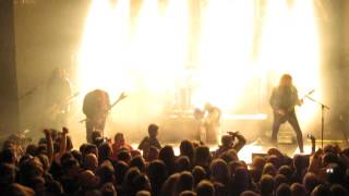 Arch Enemy - Yesterday Is Dead And Gone / Burning Angel *Live* @ JUZ, Andernach, 09.05.2015