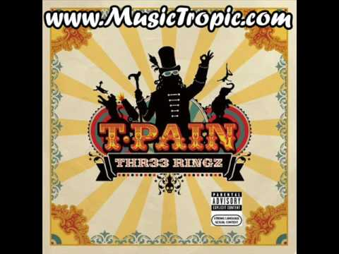 T-Pain - Distorted (Thr33 Ringz)