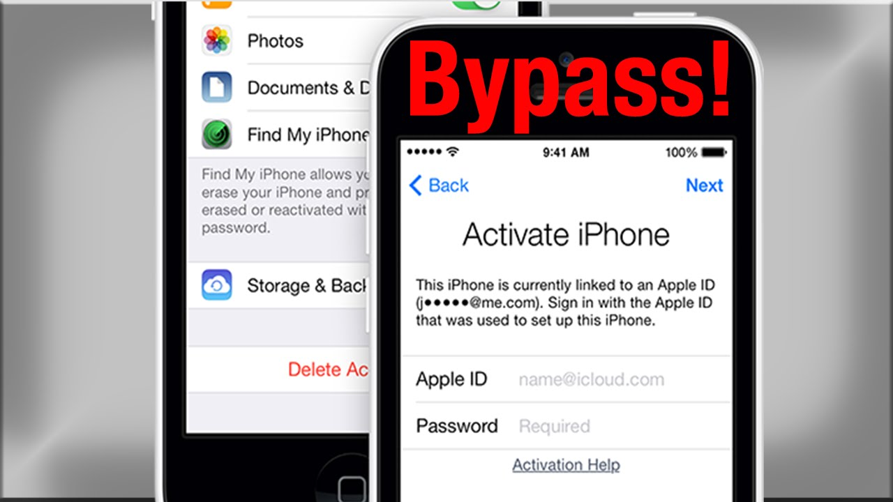 how to bypass iphone activation lock bypass icloud activation lock 18610