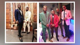 Falz - Sweet Boy (BTS) Starring Banky W, Adekunle Gold, Tobi Bakre, Timini, Noble Igwe