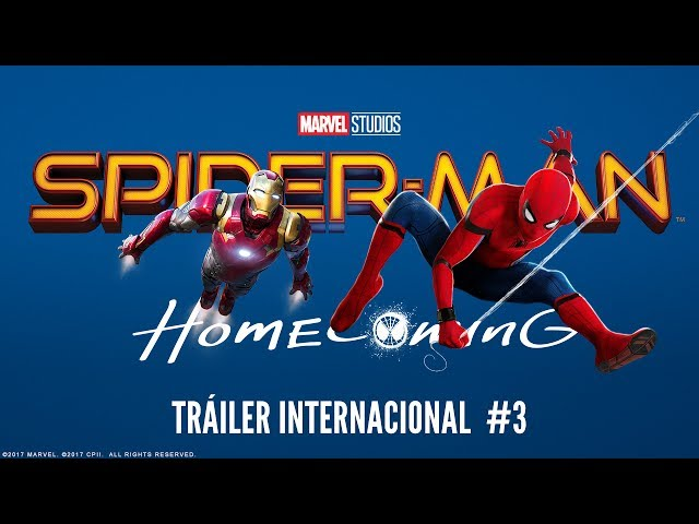 El sorprendente tráiler final de Spiderman: Homecoming