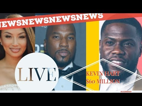 Kevin Hart May Lose $60 Million in Case over Taping, Jeezy Last Album TM104 Lacking and Here is Why