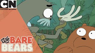 We Bare Bears | Snake Babies Gone Missing! | Cartoon Network UK