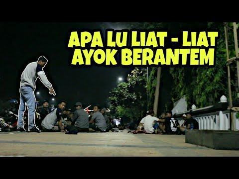 BERANTEM SAMA BENDA MATI ll PRANK INDONESIA