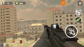 Critical Special Strike FPS Call of Shooter Duty Android Gameplay