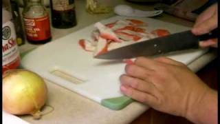 Imitation Crab Poke