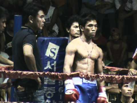 JayR Mendoza vs Noel Sungahid round 1