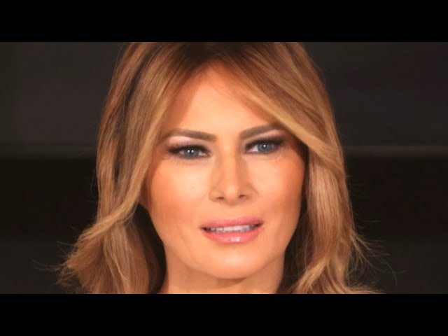 Awkward Melania Trump Moments That Were Caught On Camera