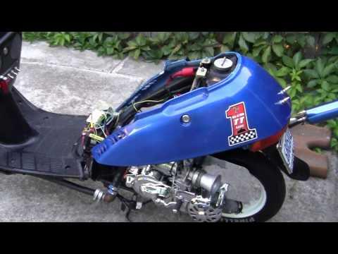 1- Moped Racing Engine- Advice