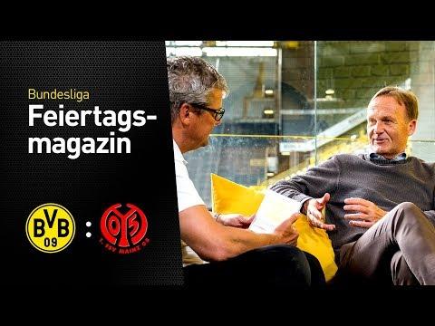 BVB Matchday Magazine W/ Hans-Joachim Watzke | BVB - 1. FSV Mainz 05 | 🇬🇧 Subtitles