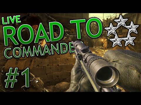 MWR LIVE ROAD TO COMMANDER W/ TROUT #1