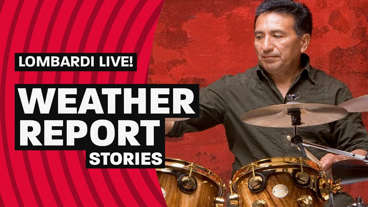 Download Lombardi Live! Weather Report Stories (Episode 28)