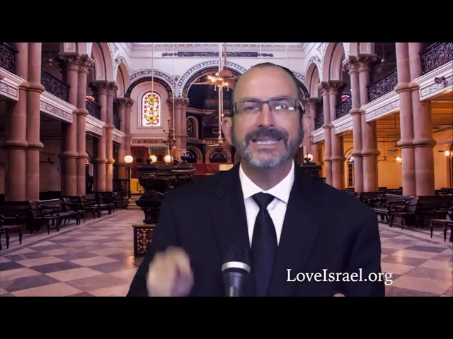 Hechos capítulo 2 - parte 3 - Dr. Baruch Korman