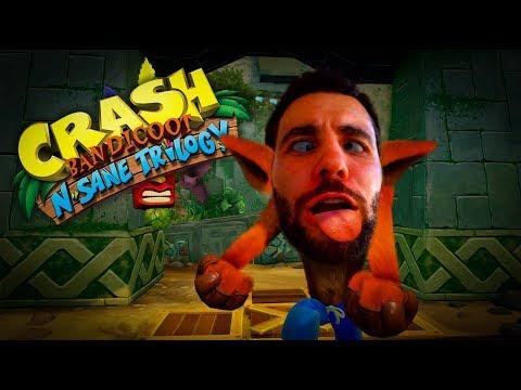 Crash Bandicoot - N'Sane Trilogy PT#18 - Dr. Neo Cortex, o bug existe aqui