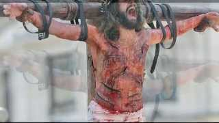 "Malayalam Christian Devotional Song ""Parama Pithave, Parama Pithave"" by K J Yesudas - Crucifixion"