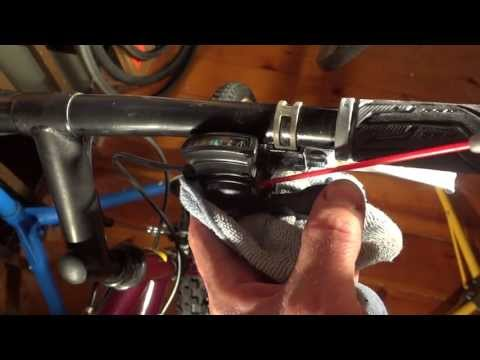 How To Repair Rapid Fire Trigger Shifters On Bike Easy Fix