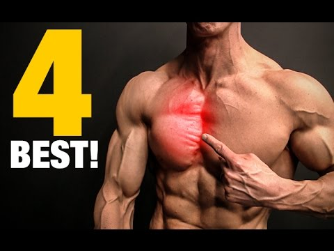 Home Inner Pec Exercises 4 BEST