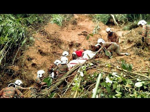 Myanmar nationals killed in landslide