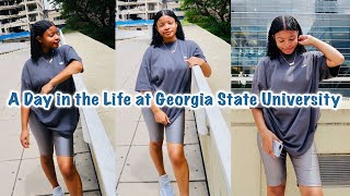A Day In The Life Of A College Student | Georgia State University