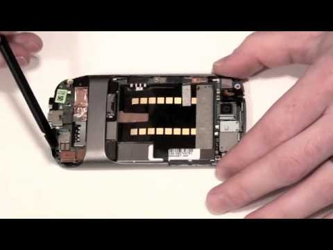 Google Nexus One - How To Take Apart and Disassemble