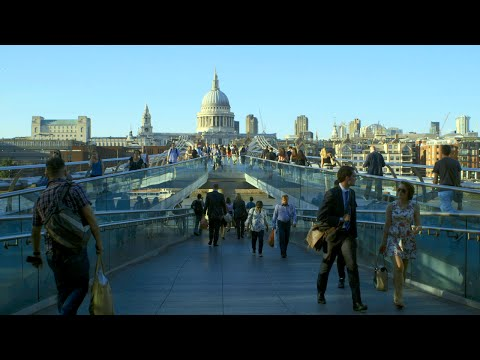 London HD - Stock Footage