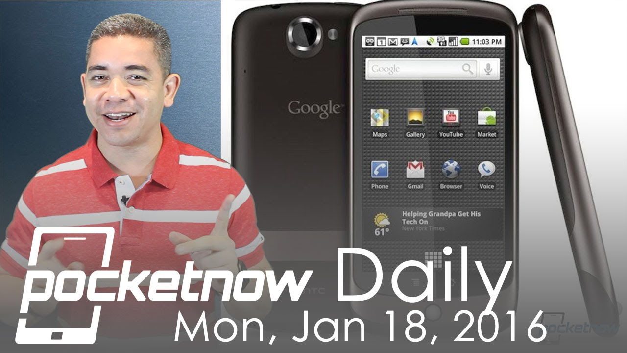 LG G5 leaked schematic, HTC Nexus & more - Pocketnow Daily - YouTube