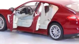 Машинка р/у 1:18 Meizhi лиценз. Porsche Panamera металлическая(, 2014-12-07T20:56:16.000Z)