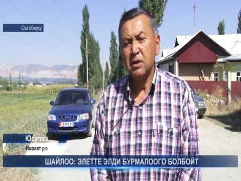"""НООКАТ: """"Шайлоонун шайтан оюндары -2017"""""""