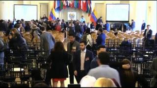 Conferencia Mundial por la ayuda humanitaria para Venezuela en Washington DC