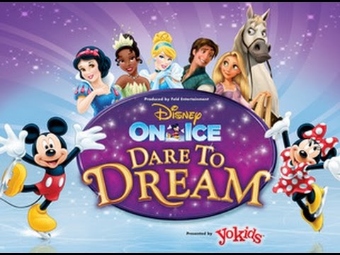 Disney On Ice: Dare to Dream (March 19, 2016)