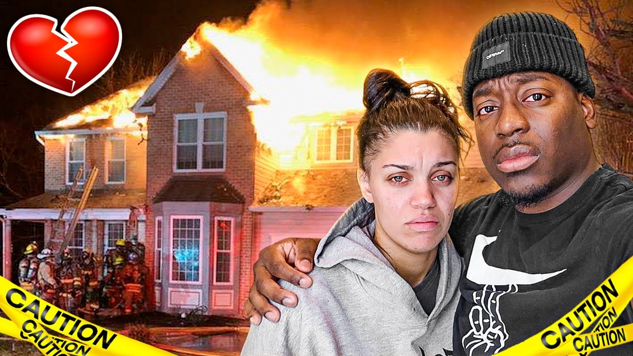 Download PRAY FOR THE PRINCE FAMILY HOUSE **FIRE FIGHTERS PULLED UP**
