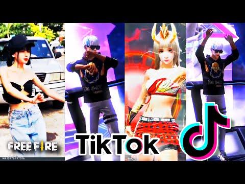 Free Fire รวมคลิป ฟีฟายฮาๆ คลิปดัง คลิปเท่ๆจับๆตึงๆโกในTikTok]... EP90