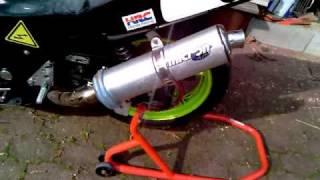 Honda CB 500 cup ligne micron