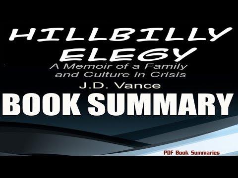 Hillbilly Elegy PDF Summary