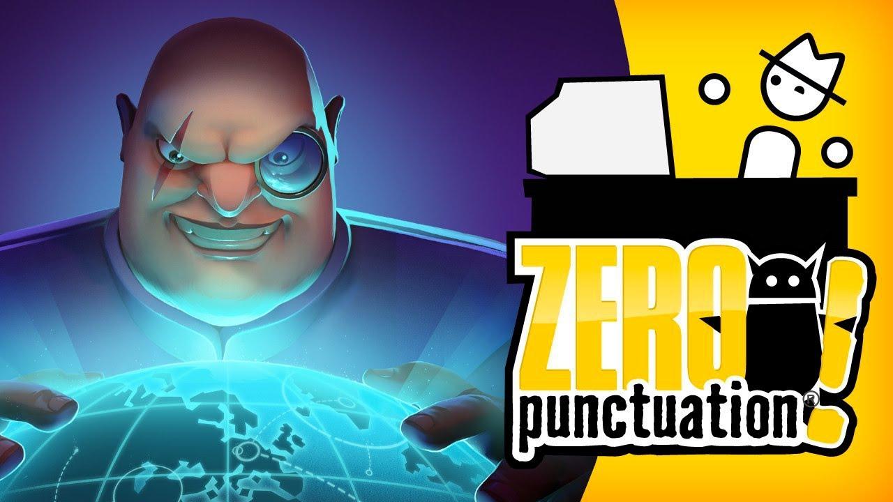 Evil Genius 2: World Domination (Zero Punctuation) (Video Game Video Review)