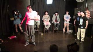 NEW BIRTH vol.4 BEST 4 HOAN VS MASATO (1st ROUND)