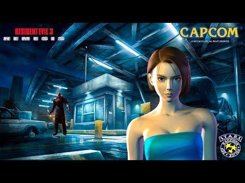 Resident Evil 3: Nemesis (Muerte a Los Nemesis) - Gameplay Español