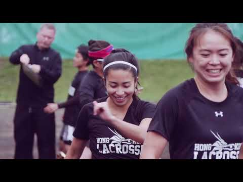 Hong Kong Lacrosse Women's Team Road to 2017 World Cup Episode 6 重新出發