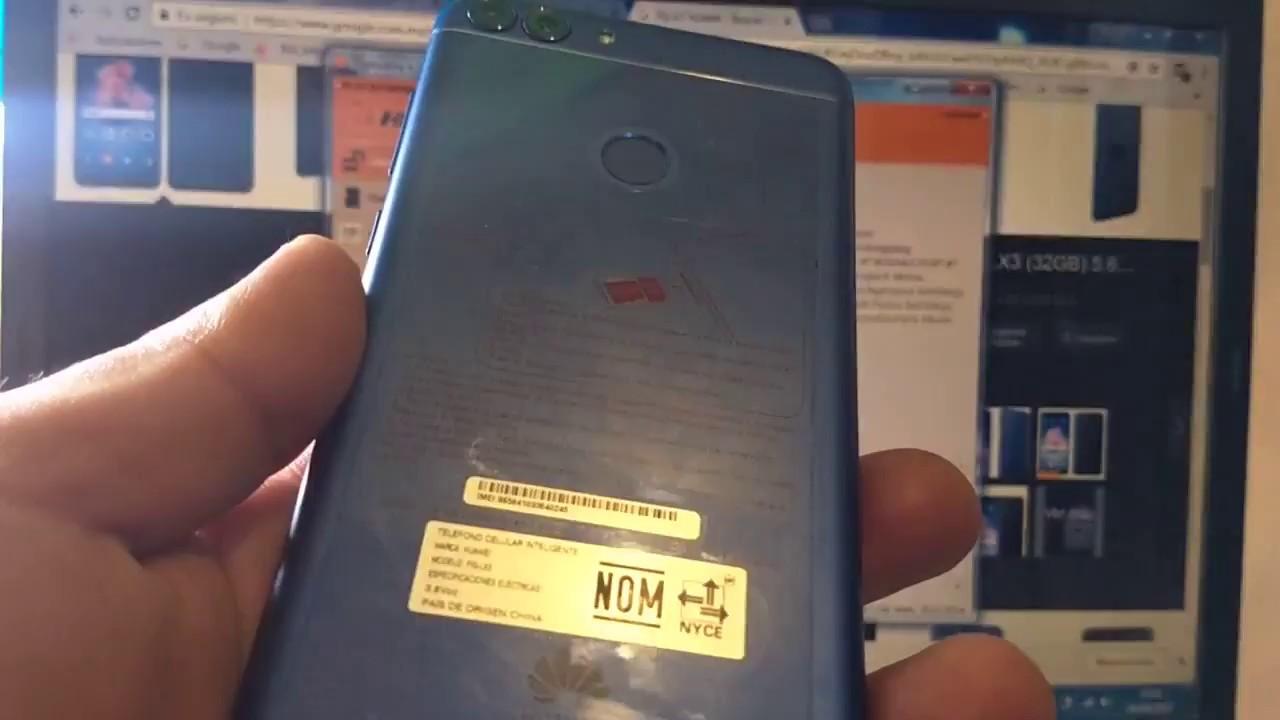 unlock (liberar) Huawei P Smart FIG-LX3 con Sigmabox