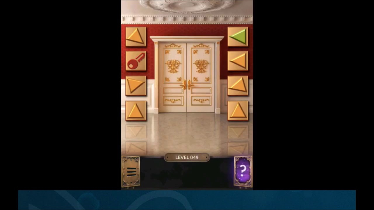 100 Doors Challenge Level 49 Youtube
