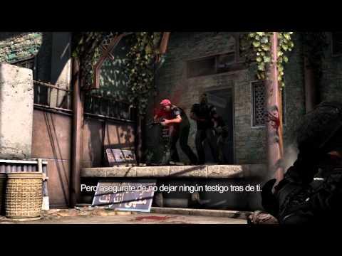 Estilos Fantasma, Pantera y Asalto  Splinter Cell Blacklist [ES]